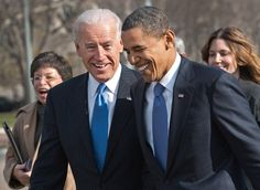 Pin for Later: 10 Times Barack Obama and Joe Biden Proved They Were Best Friends IRL That Time They Were Totally Twinning