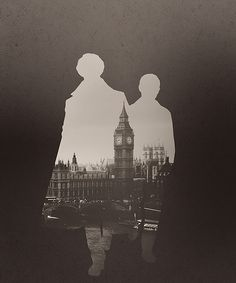 Sherlock - The BBC series is one of the best book-to-screen adaptations I've come across. It's the best example I can think of that has sort of managed to distill the essence of the character and narrative and throw everything else out. Which is EXACTLY what I want to watch.