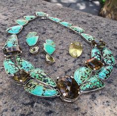Everything you need for a stunning Indian summer. #StephenDweck jewlery
