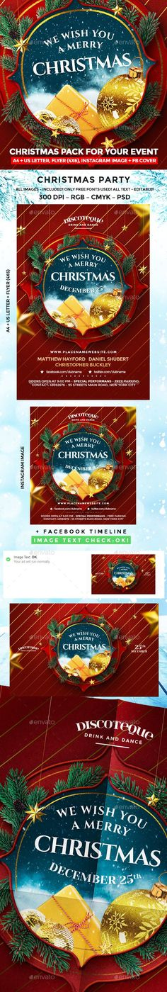 the gift of christ christmas flyer template needa church program template with minimal aesthetics this beautiful winter cool blue