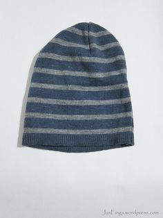 H&M Striped Beanie $6 Winter Wear, Beanie, How To Wear, Accessories, Fashion, Cold Winter Outfits, Moda, Winter Outfits, Fashion Styles