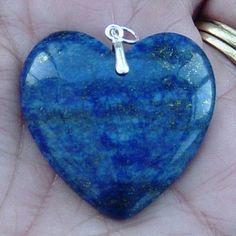 lapis lazuli heart - Google Search