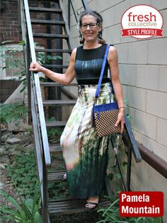 Dress: Columba Maxi Dress by Kollontai