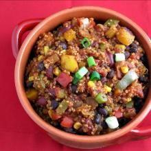 Chipotle Quinoa Chili | PRracer™