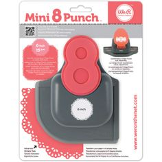 We R Memory Keepers Mini 8 Punch Doily at Joann.com