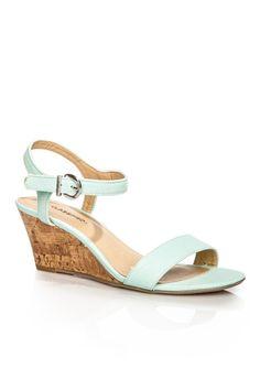 ShopSosie Style : Mattie Sandal in Mint