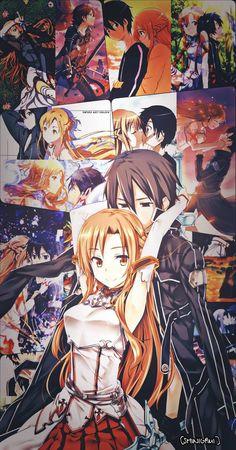 Kirito Sword, Sword Art Online Kirito, Sword Art Online Manga, Kirito Asuna, Cute Anime Character, Character Art, Sao Anime, Sword Art Online Wallpaper, Bleach Anime