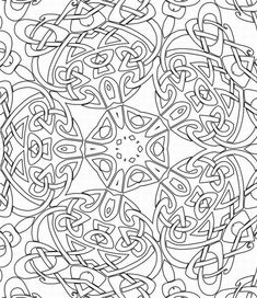 Printable Coloring Pages Adults Abstract Image 1 gianfreda.net