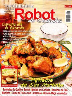 TeleCulinária Robot de Cozinha Nº 34 - Novembro 2010