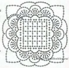 Delicadezas en crochet Gabriela: Colección de muestras y motivos