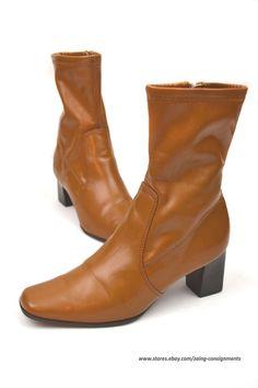 "PIERRE DUMAS Flexiables Ladies Boot ""Kenzie"" 7M brown #PierreDumas #FashionAnkle"
