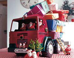 24 Päckchen für Kinder - Adventskalender basteln 3 - [LIVING AT HOME]