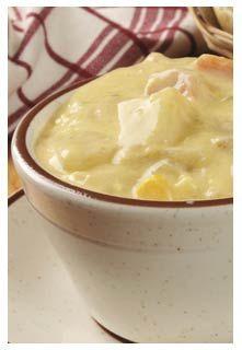 Cheesy Chicken Chowder http://mountainviewbulkfoods.com/recipes_soup-cheesy-chicken-chowder.html