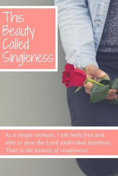 This Beauty Called Singleness | Singleness is freedom, so why do we treat it like prison?