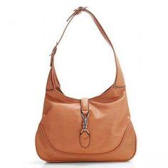 Gucci Hobo Bag Tote With Orange Calfskin Leather Gucci 277520 Orange $159