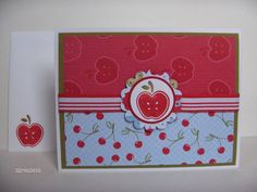 Apple Card for Tote
