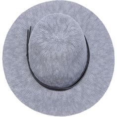 Grey Faux Leather Band Braided Fedora Hat (€13) ❤ liked on Polyvore featuring accessories, hats, faux leather hat, gray fedora hat, gray hat, grey hat and fedora hat