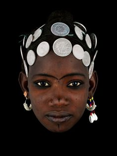 woman from Burkina Faso