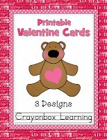Crayonbox Learning: Valentine's Day Freebie