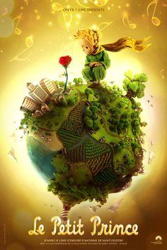 Billedresultat for the little prince movie poster