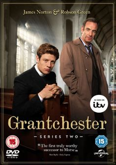 Robson Green and James Norton in Grantchester (2014)