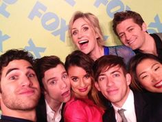 #GLEE cast Want to be co-creator? -> http://banasy.tumblr.com/ask -say something. :)