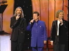 """David Phelps Comedy//""""Everything Good"""" By The Gaither Vocal Band (2003)"""