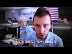 We're NASA and We Know It (Mars Curiosity) Song - YouTube