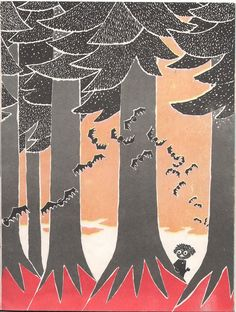 Tove Jansson. Who Will Comfort Toffle? A Tale of Moomin Valley.