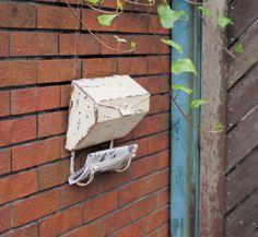 メールボックスアンティークアイアンポストDRDS2060【レビュー200円OFF】ホワイト郵便受け郵便ポストmailbox郵便壁掛けスチール可愛いアンティーク調玄関