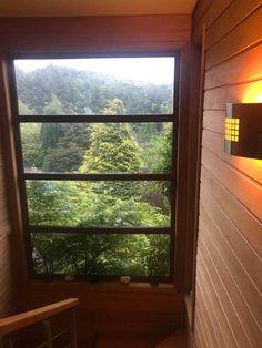 Vista desde la caja escalera