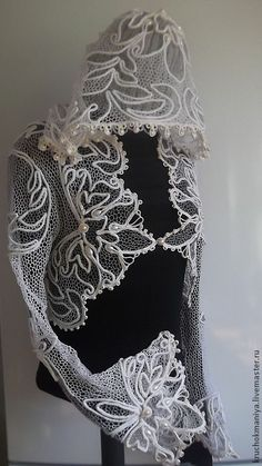Wunderschön ! Irish Crochet