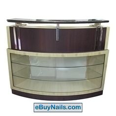 Beauty Salon Names, Shops, Salon Furniture, Salon Style, Desk, Pedicure, Branding, Nail, Reception Furniture