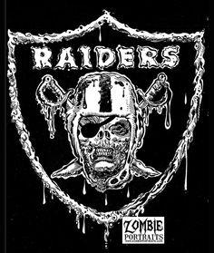 Oakland Raiders Wallpapers, Oakland Raiders Images, Football Memes, Raider Nation, Graffiti Art, Puppet, Madness, Vegas, Art Drawings