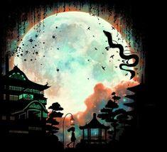 Spirited Away   Studio Ghibli #anime #art