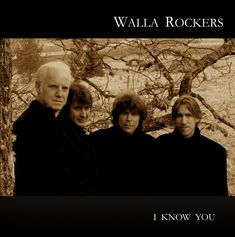 Walla Rockers album cover for I Know You