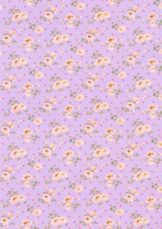 doll house wall paper