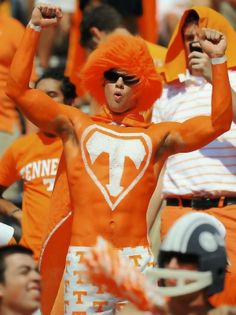 now thats a tennessee vol!!!