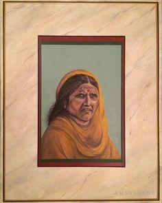 """Baburian Bloodline: Agra Woman""(2016)"