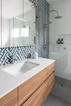 Custom Kitchen Renovations and Designs Bathroom Renovation Gallery Contact Us See Our Recent Projects Laundry Room Bathroom, Bathrooms, Custom Vanity, Custom Kitchens, Vanity Cabinet, Bathroom Renovations, Corner Bathtub, Brighton, Kitchen Design