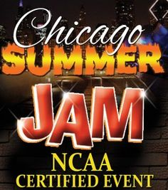 Girls Chicago Summer Jam NCAA Certified Event - July 2014 Major NAIA and Junior College coaches will be in attendance! Visit us online @ www. Baylor Basketball, Basketball Court Layout, Summer Jam, International Teams, Bright Future, Food Themes, Coaching, Chicago, Instagram Posts