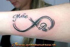 Resultado de imagem para infinito tatuagem Tattoo Infinito, Rock Posters, Mehendi, Tattoo Inspiration, Tatoos, Piercings, Erica Fernandes, Everton, Top