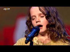 Amira willighagen (9) holland got talent