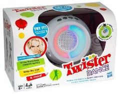 """Review of the game """"Twister Dance"""" - $34.99"""