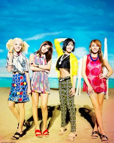 """2ne1 """"Falling in Love"""". If you haven't listened to it yet...DO IT NOW. :D"""