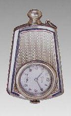 vintage clock lighter