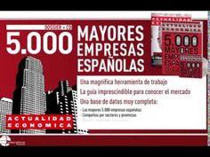 "Teaser flash ""Actualidad Económica"" magazine 09/2010"