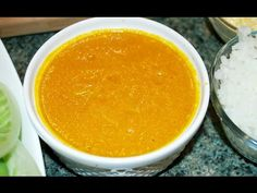 Carrot Ginger Dressing - Michy's Munchies - YouTube Carrot Ginger Dressing, Carrot And Ginger, Salad Dressing, South Florida, Vinaigrette, Dressings, Sauces, Carrots, Pudding