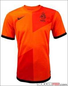 Nike Netherlands Home Jersey 2012-2013...$84.99