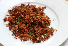Sweet Potato Hash Browns: Great tasting and good for you, we used both orange and yellow sweet potatoes to create these terrific hash browns. Their subtle sweetness is the perfect backdrop for the savory spices as they toast in skillet. Add a sunny-side-up egg, orange slices, and a fresh cup of French press coffee—breakfast is served!